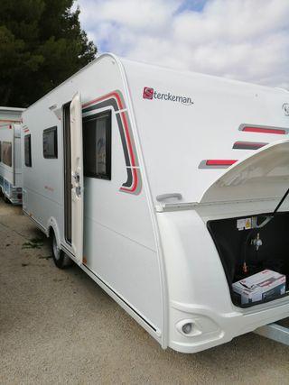 Caravana Sterckeman 496 PE