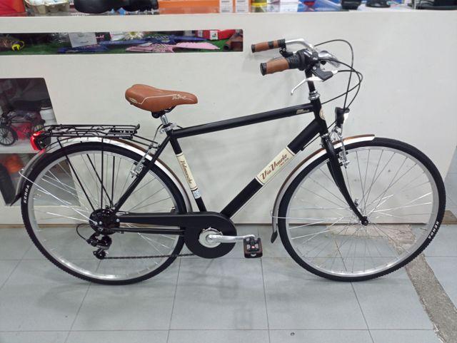 Bicicleta paseo Via Veneto Allure.