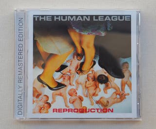 The Human League - Reproduction CD