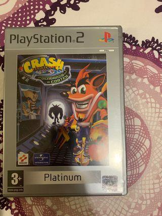 Crash Bandicoot PS2 Completo