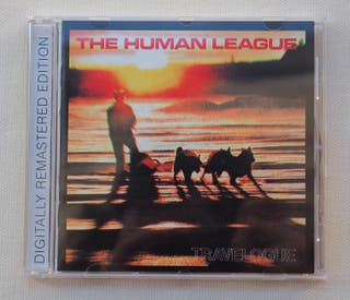 The Human League - Travelogue CD