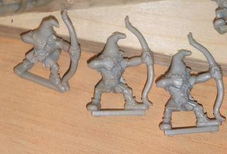 Goblins arqueros monopose (10) Oldhammer