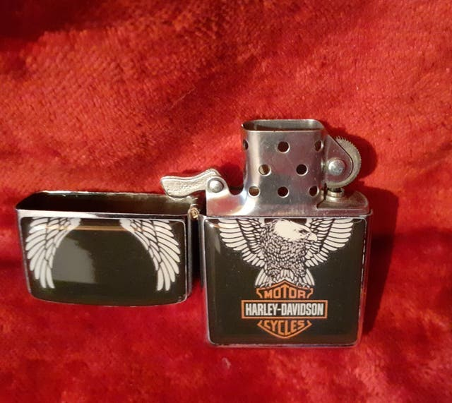 Mechero estilo Zippo Harley Davidson