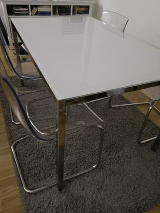 mesa torsby u sillas Tobias IKEA