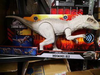 Indominus Rex.