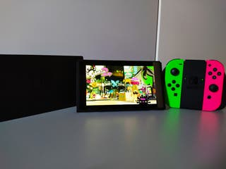 Nintendo switch Splatoon 2 edition
