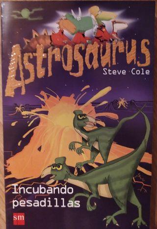 Astrosaurus. Incubando pesadillas.