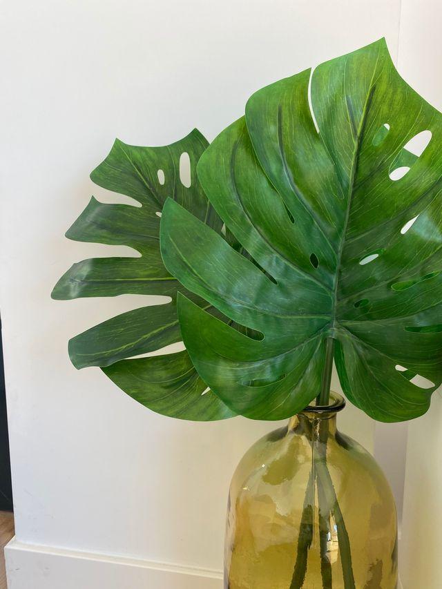 Plantas artificiales Mostera