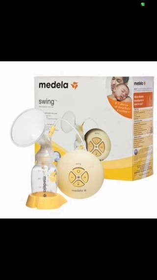 Sacaleches Medela Swing Fase 2