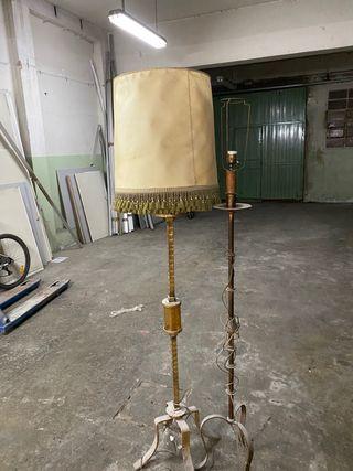 Lámparas de Pie.