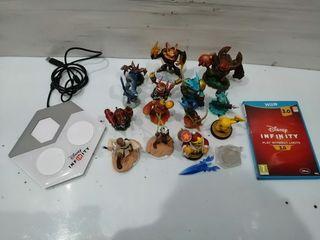 juego Disney Infinity+portal+15 skylanders