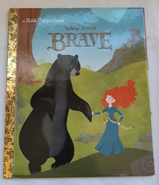Brave - Libro en Inglés