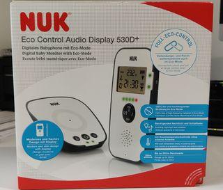 Vigilabebes NUK eco control 530D+