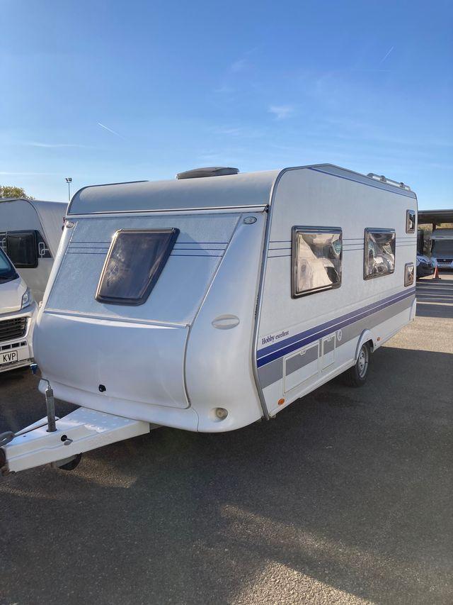 Caravana HOBBY EXCELLENT 500 KMFE