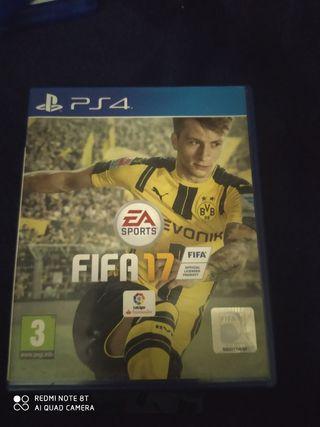 juego play 4 FIFA 17