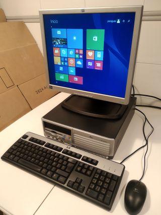 PC completo HP Compaq dc5100