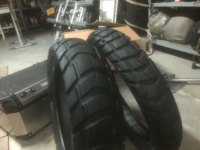 Neumáticos Karo 3