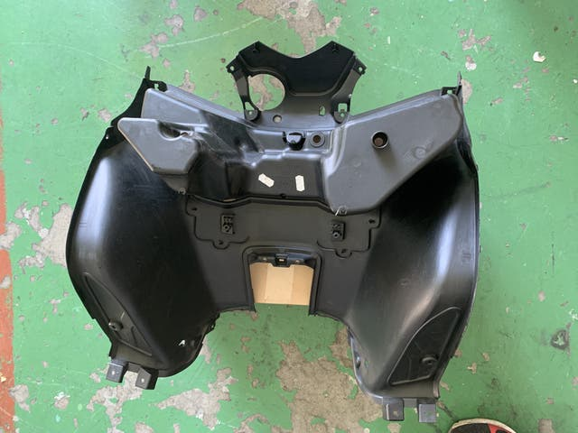 Panel inferior interior Yamaha Xmax 125 250 cc