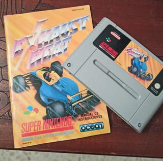 Exhaust Heat super Nintendo