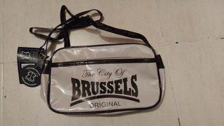 Bolso Bandolera Original de Bruselas.