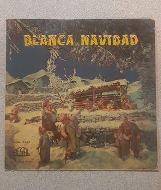 BLANCA NAVIDAD (1958) DISCO SINGLE