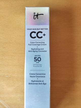 CC Cream It Cosmetics 32ml tono medium tan