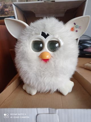 Furby blanco