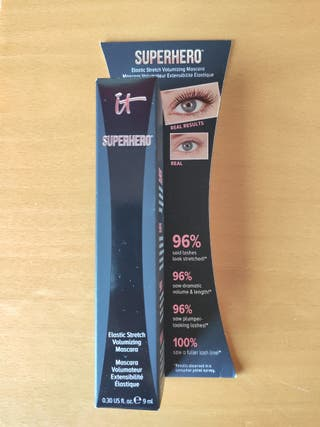 Mascara de pestañas Superhero It Cosmetics Negra
