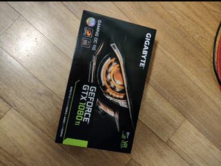 Nvidia GeForce GTX 1080 Ti Gigabyte