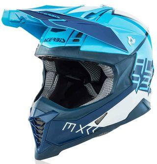 Casco motocross Acerbis mx