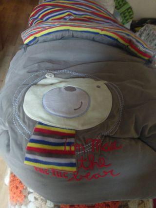 Mini saco de paseo con capota grupo 0 TUC TUC