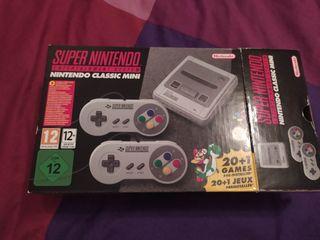 Consola Nintendo Super NES classic mini