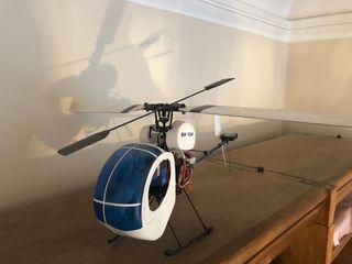 Helicóptero de radio control Piccolo..