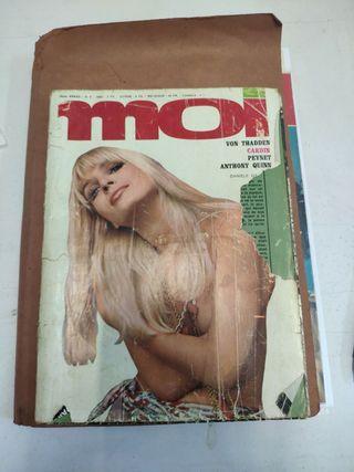revista MOI 1969