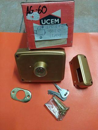 cerradura seguridad marca UCEM