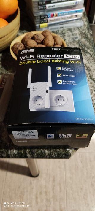 vendo repetidor Wi-Fi