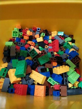 cubo de lego 990 piezas