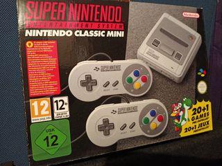 Super Nintendo - Nintendo Classic Mini