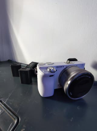 SONY a6000 camara mirrorless