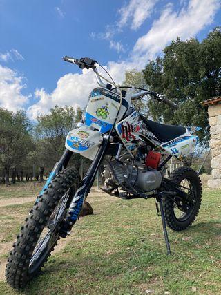 Moto Pit Bike XL 160