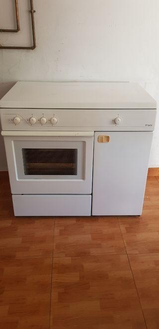 cocina gas-horno