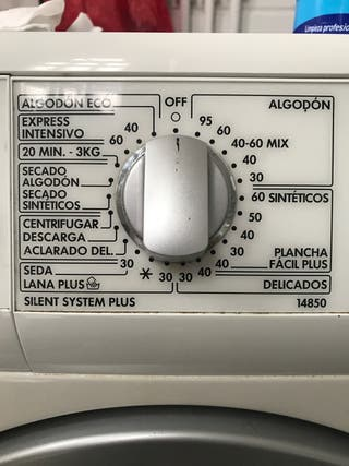 Lavadora lavamat turbo AEG