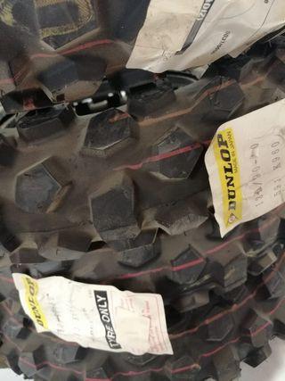 Neumáticos moto-quad 10 pulgadas