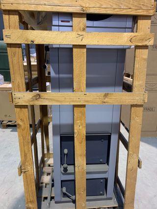 Caldera de biomasa 30.100 kcal/h