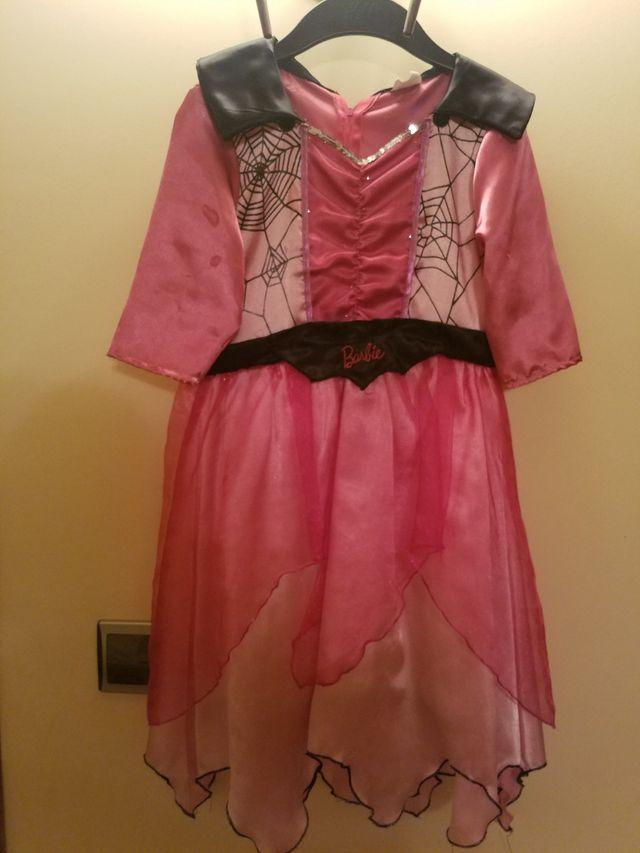 Disfraz Barbie Halloween 5/6 años
