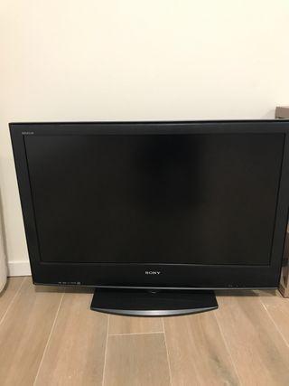 """Televisión Sony bravia 40"""""""