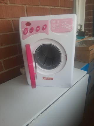 Lavadora de juguete DULCE HOGAR