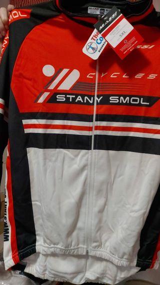 Maillot, Culotte, Pantalón de descenso. Ciclismo