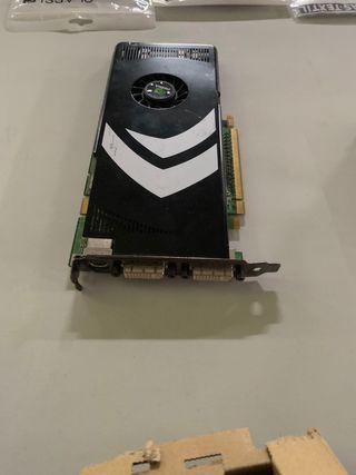 Gráfica nvidia GeForce 8800gt