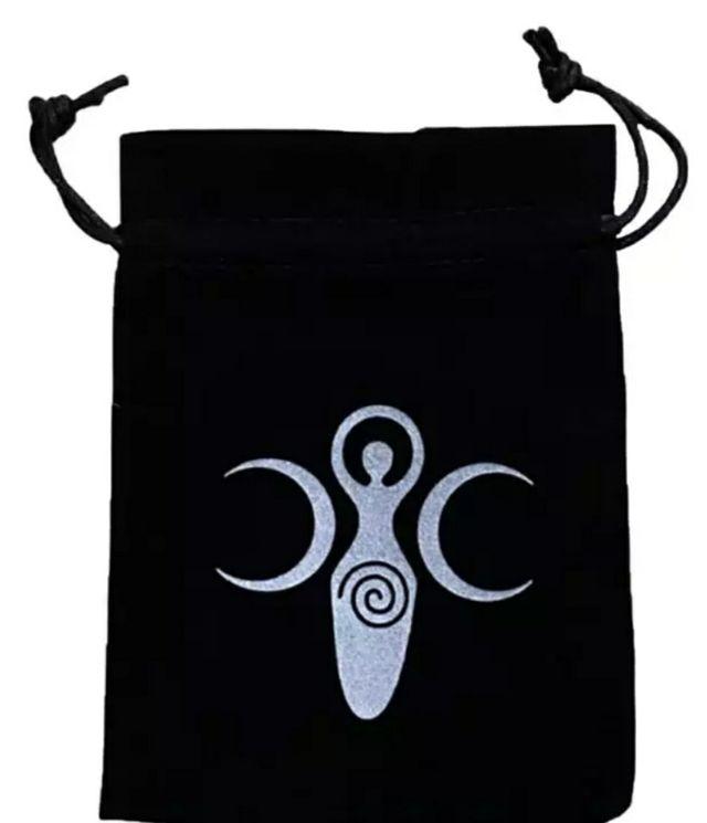bolsa tarot diosa
